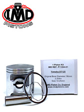 YAMAHA DT125 DT125E TY125 AT2 PISTON KIT +0.25mm NEW P11094-01