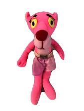 12� Pink Panther Plush Stuffed Animal Doll 1994 Ace Novelty Company
