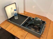 Vintage Fuji Photo Film Co. Birdie Kit Projector W/Case Complete Working NICE