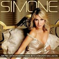 """SIMONE """"MEINE GRÖSSTEN ERFOLGE & SCHÖNSTEN..""""  2 CD NEU"""