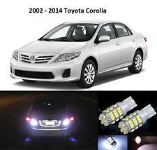 Premium LED Reverse Backup Light Bulbs for 2007 - 2011 Toyota Corolla T15 42SMD