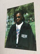 Jearl-miles Clark os 1996+2000/1. 4 × 400 m signed selbstgem. foto 12,5 x 18