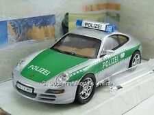 Porsche 911 Carrera Polizei Police Car Model 1 43 Scale Cararama Type R0154x