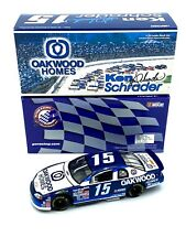 Nascar ACTION 1:24 Ken Schrader #15 Oakwood Homes 1999 Monte Carlo Diecast Car