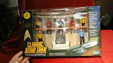 """Classic Star Trek Collector Figure Set By Playmates """"Limited Edition""""UNOPENED"""