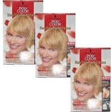 Colore Schwarzkopf biondo platino per capelli