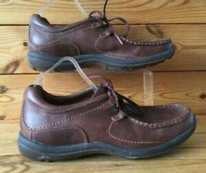 Clarks Active Air Brown Lace-Up Shoes - UK 8.5 G