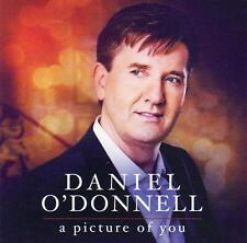 DANIEL O'DONNELL - A PICTURE OF YOU (NEW CD)