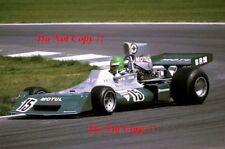 HENRI PESCAROLO TEAM Motul BRM P160E BELGIAN GRAND PRIX 1974 Photo 1