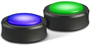 New Amazon Echo Buttons - 2 Pack 2 Buttons Sealed In Box- Alexa Echo