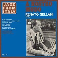 Renato Sellani Trio / A Nostro Modo - Vinyl LP 180g