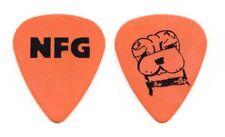 New Found Glory Orange Dog Guitar Pick - NFG