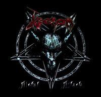 VENOM cd cvr METAL BLACK Official SHIRT MEDIUM new