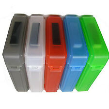 "5x3.5"" Colorful IDE SATA ATA HDD Hard Drive Disk Box Case Storage Enclosure DOCK"