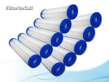 10) Pleated Sediment Water Filter 5 micron Reverse Osmosis Whole House