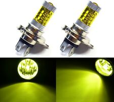 LED 80W HS1 Yellow 3000K Two Bulbs Head Light Replacement ATV UTV Replace Lamp