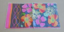 """Vera Bradley SILK SCARF in """"Jazzy Blooms"""" NWT & Retired Sold Out Smoke Free Home"""