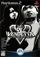 USED PS2 DEF JAM VENDETTA