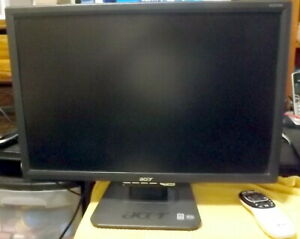"Acer AL2216W 22"" LCD Monitor 