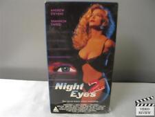 Night Eyes 2 (VHS, 1992) Shannon Tweed Andrew Stevens