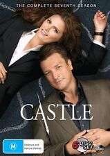 CASTLE : SEASON 7 : NEW DVD