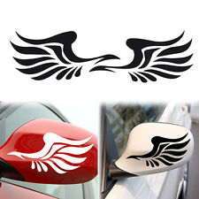 Pair Reflective Wing Rearview Mirror Decal Car Stickers DIY Exterior Decorations