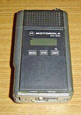 Motorola STX 800 Handie-Talkie FM Radio H35WPQ5175AN