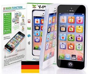 Babytelefon Kleinkinder Smartphone Spielzeughandy Pädagogisches Lernen Toys DHL