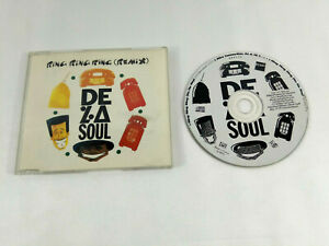 Die Soul Ring Remix Maxi CD 3 Titel Et Tracking
