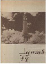 "1947 ""Gumbo"" - Louisiana State University Yearbook - Baton Rouge, Louisiana"