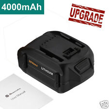 4.0Ah WA3525 20V MAX Lithium-ion Battery For WORX WG151 WG155 WG540 WG890