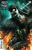 Dark Nights Death Metal Robin King # 1 Jeremy Roberts 1:25 Variant DC Comics NM