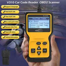 Car Auto OBD-II ODB2 EOBD Diagnostic Scanner DTC Code Reader Scan Tool Detector