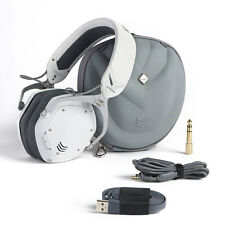 V-Moda Crossfade II Wireless Over-Ear Headphone Matte White New XFBT2-MWHITE