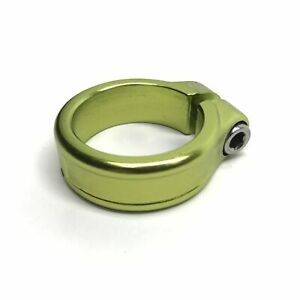 Cannondale Seat Binder Clamp Flash Carbon Green 30.0mm - KP120/GRN