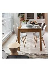 Panana 4x Wooden Chair Retro Lounge Dining Room Set Table Chairs Home Office Des