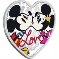2019 Disney Love 1oz Silver Coin