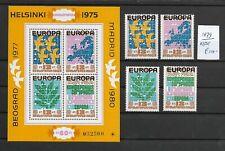 EUROPA CEPT @ KSZE  1979  HUNGARY   € 110.00    MNH  @ Eu.70