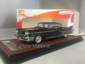 GLM 1/43 CADILLAC FLEETWOOD 60 SPECIAL 1958 BLACK ART. GLM122001