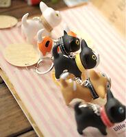 1*Random Adorable Cat Key Chain Kitten Key Ring Bag Pendant Toy Lovely Key Chain
