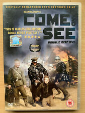 Come And See DVD 1985 Russian World War II WW2 Nazi Invasion of Belarus Classic