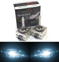 HID Xenon D3S Two Bulbs Head Light 6000K White Bi-Xenon Replace Lamp High Low