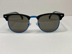 BROWLINE Converse sunglasses BLACK/BLUE
