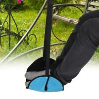 Polyester Hanger Travel Accessory Airplane Footrest Garden Hanging Foot Hammock