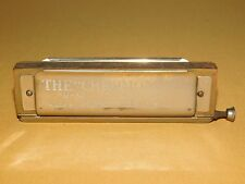 VINTAGE  MUSIC M HOHNER GERMANY THE CHROMONICA HARMONICA