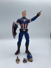 """Marvel Legends Captain America 6"""" Thanos Wave Loose Complete NO BAF"""