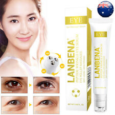 LANBENA Massager Roller Eye Serum Anti Wrinkle Dark Circle Moisturizing Cream