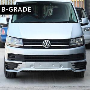 for VW T5-X Styling Front End Premium 10-15 Upgrade Full Kit Facelift (B-Grade)