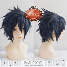 New Final Fantasy XV 15 Noctis Lucis Caelum Costume Short Cosplay Wig/wigs
