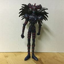 "YU-GI-OH MAGICIAN OF BLACK CHAOS 1996 KAZUKI TAKAHASHI 5.75"" TALL ACTION FIGURE"